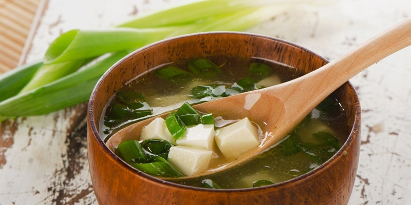 Súp tương miso - món ăn truyền thống của người Nhật
